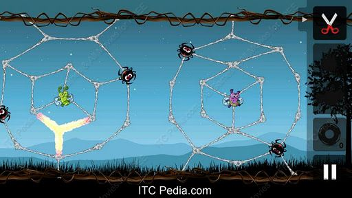 Greedy Spiders v2.3.1 Android