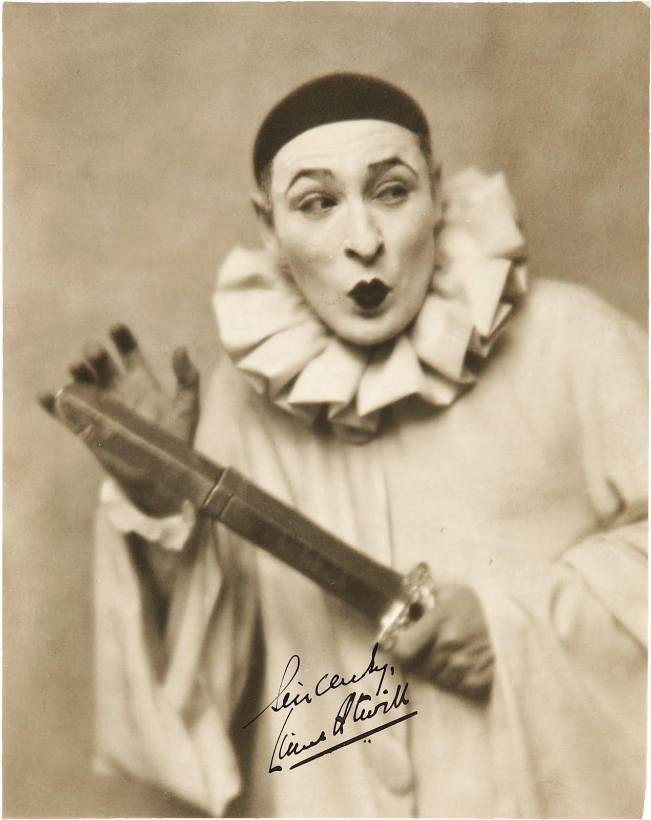 Vintage Clown 112