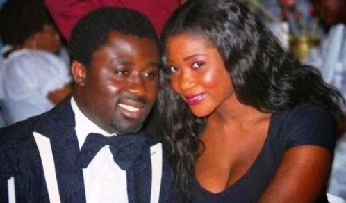 Mercy Johnson's sweet message to her husband on their third wedding anniversary