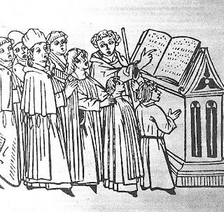 Origen del Canto Gregoriano y la liturgia