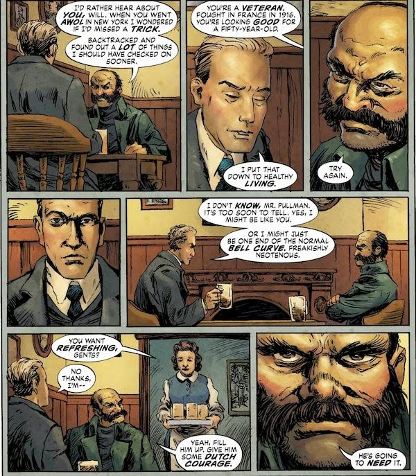 harry potter tegneserie