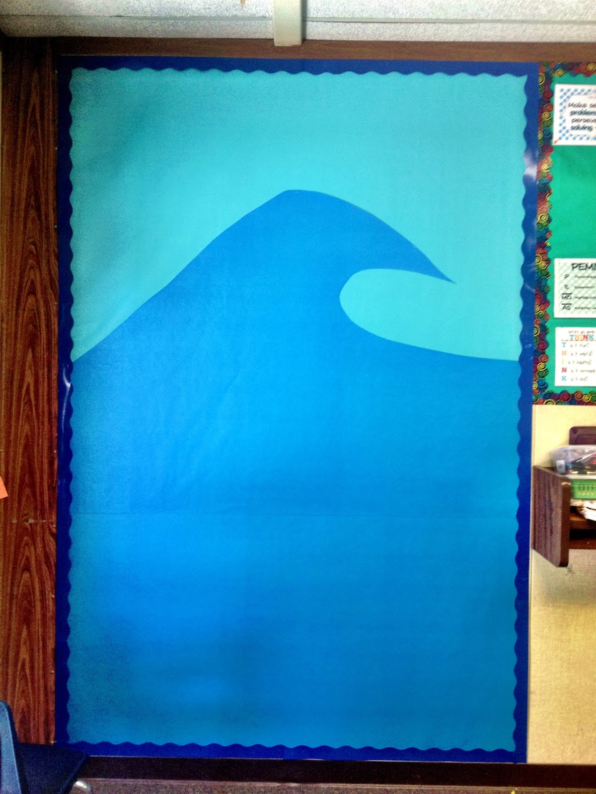 Classroom Ideas For January ~ My classroom surfing to success