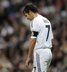 Sueño: Muere Raúl, el gran jugador del Real Madrid