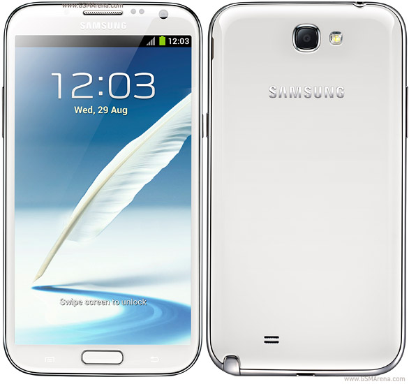 Review, Spec, Samsung Galaxy Note II