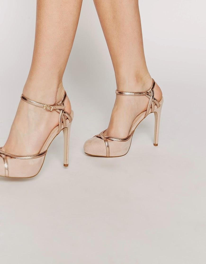 Zapatos de fiesta para titulación