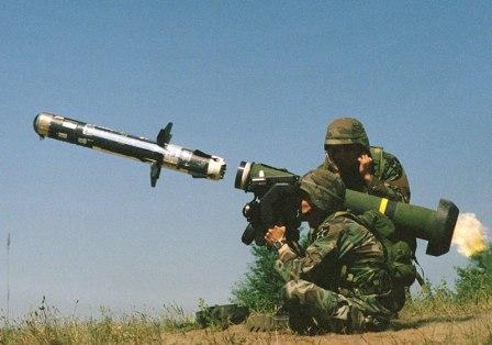 Rudal anti tank Javelin