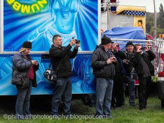 Nottingham Goose Fair 2012