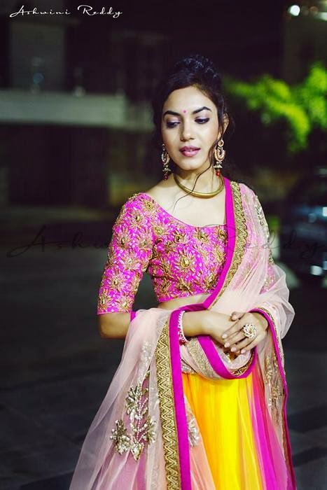 Bridal Blouse by Ashwini Reddy