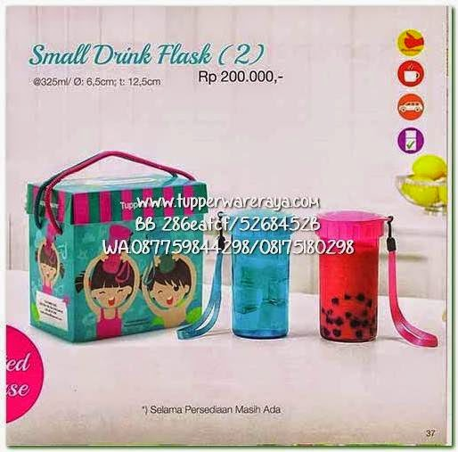 Tupperware Promo April 2015 Small Drink Flask
