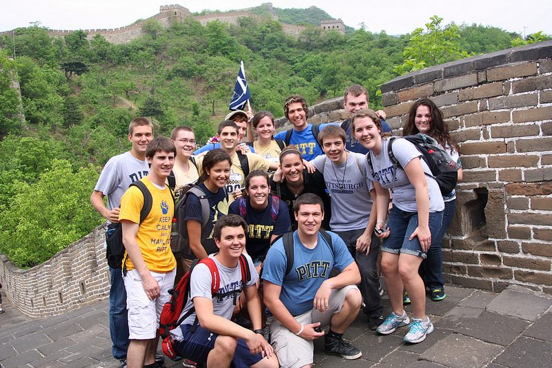 Commercial Property Pitt Study Abroad