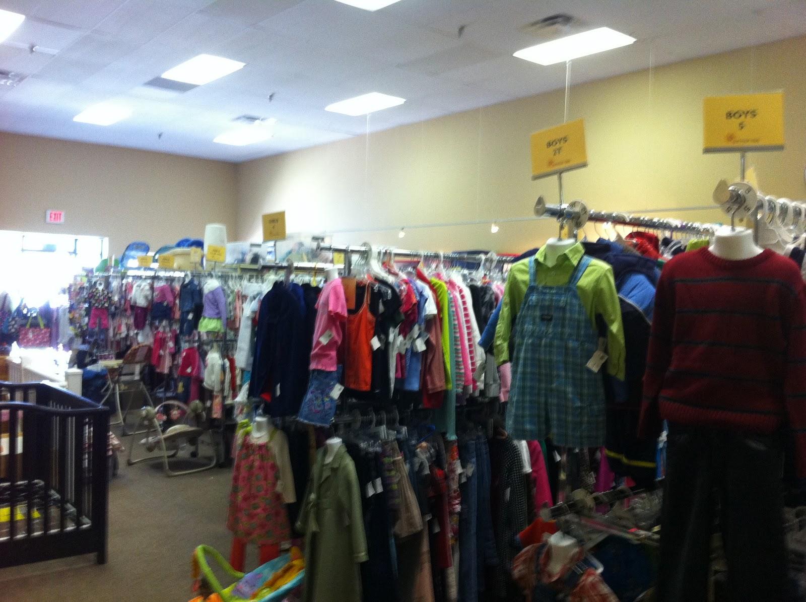 Summer Kids Consignment Store East Memphis Moms