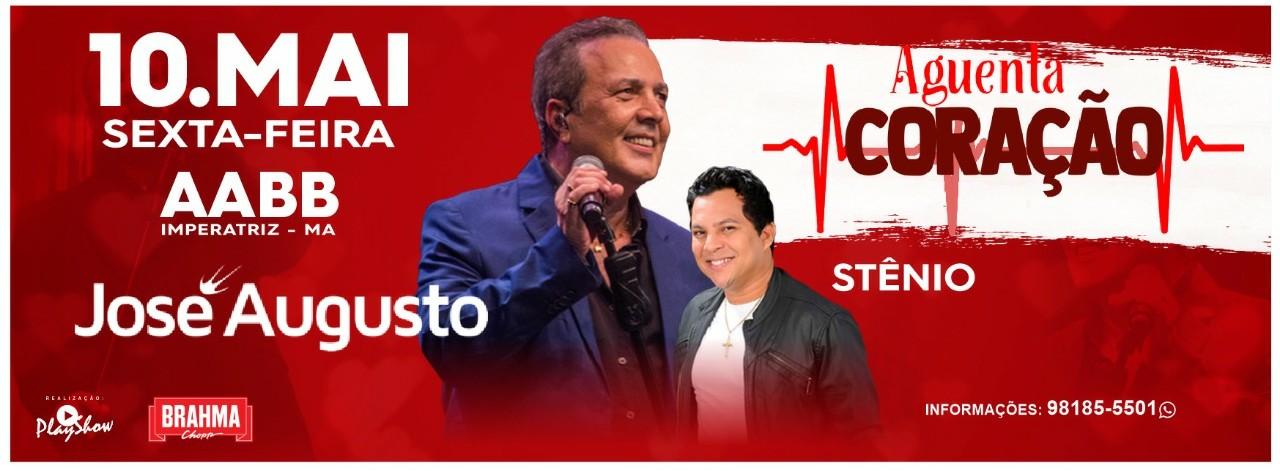 JOSÉ AUGUSTO - 10 DE MAIO
