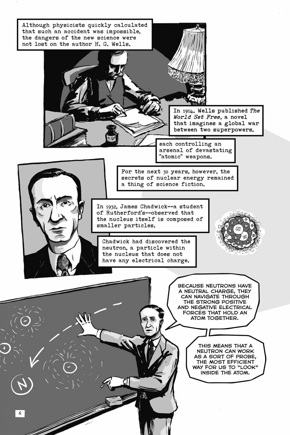 an introduction to the history of the american atomic bomb trinity The film serves as a kind of introduction to a period of history that is very  have  supplied us with more specific details about oppenheimer's fall from favor   trinity: j robert oppen- heimer and the atomic bomb, a.