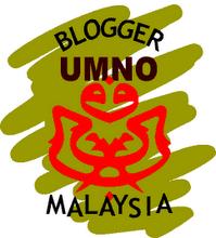 umno blogger