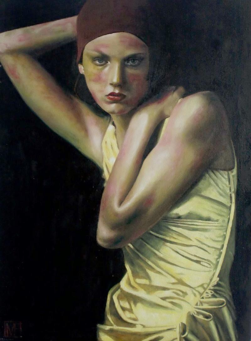 Beautiful Paintings by Marek Fijalkowski