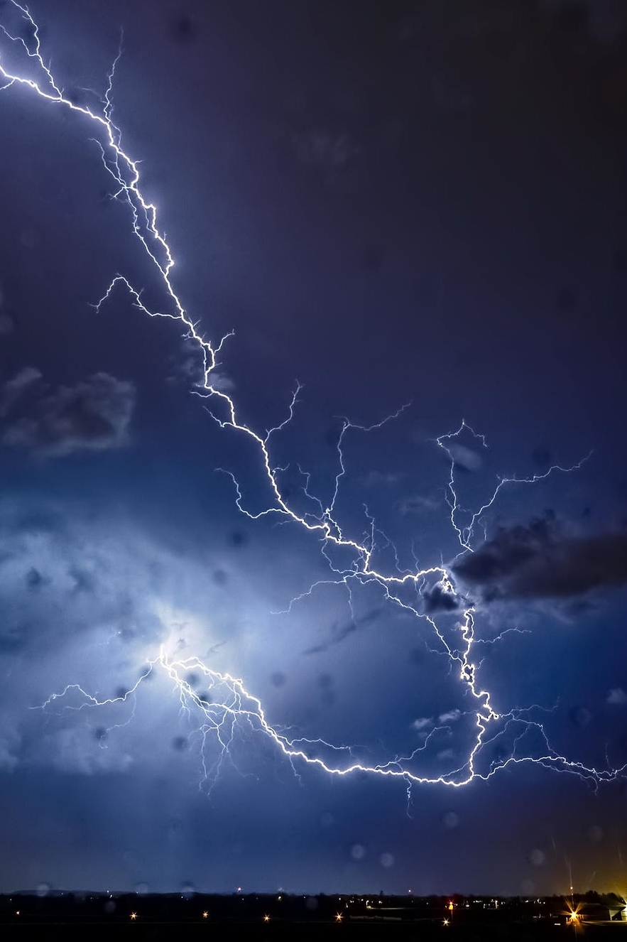 strong Storms and thunder