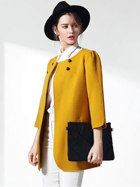 Mua áo khoác nữ online thế nào?