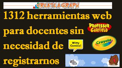 http://yoprofesor.ecuadorsap.org/1312-herramientas-web-para-docentes-sin-necesidad-de-registrarnos/