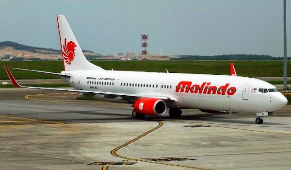 Malindo Air. ZonaAero