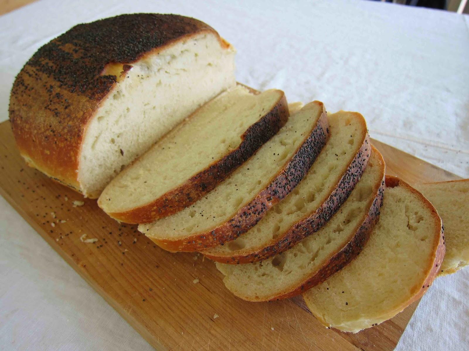 pensla bröd med mjölk