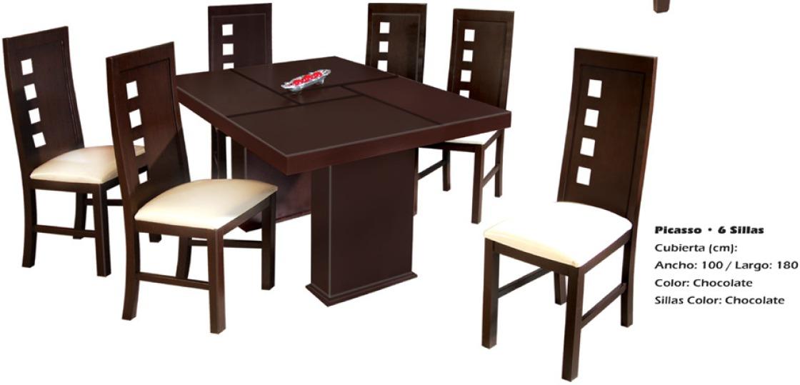Decorando dormitorios sillas de comedor modernas moda 2013 for Sillas de comedor modernas