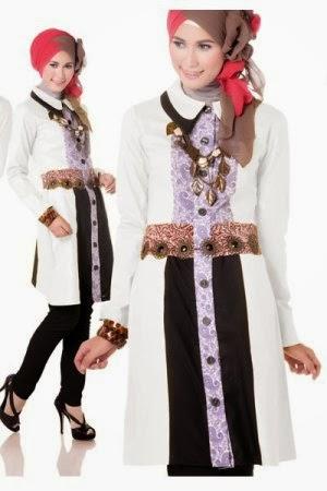 Gambar baju/ busana muslimah paling keren tahun ini