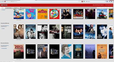 Netflix México: Primeras impresiones