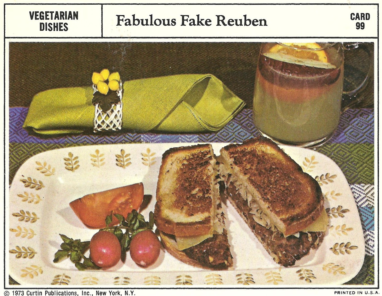 Bad and ugly of retro food sheesh recipe cards 14 forumfinder Gallery