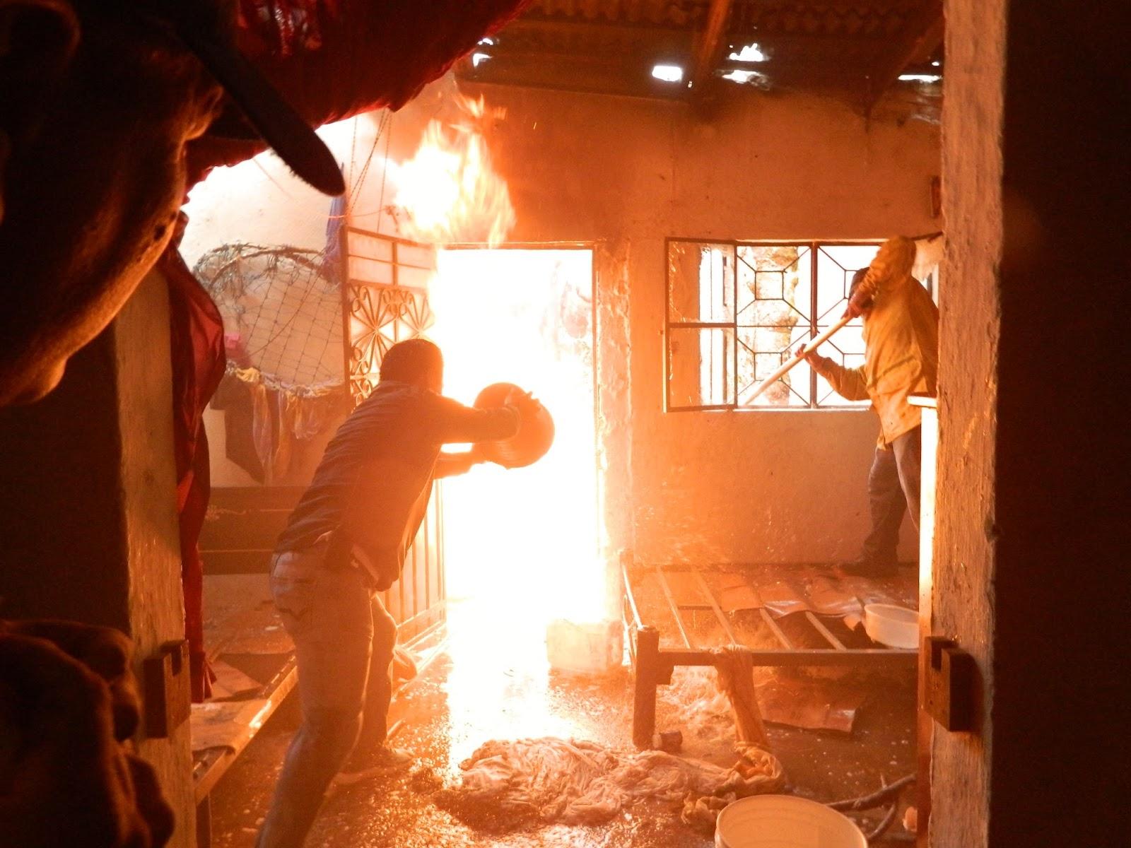 Voraz incendio acabo con una cocina noticias tlapacoyan - Cocina de fuego ...