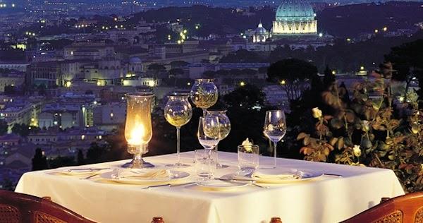 The hub review dining out in rome for La pergola roma prezzi