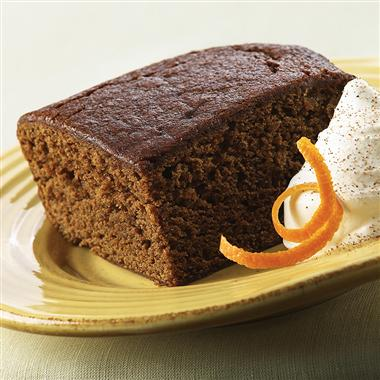 ... for Chocolate: Chocolate Gingerbread Cake: National Gingerbread Day II