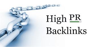 High Quality Edu BackLinks