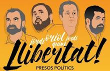 Ellos también son presos políticos del estado español.