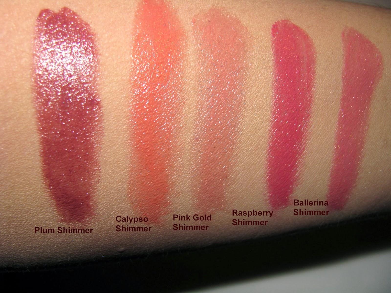 Bobbi Brown Pink Rose Lipstick pictures
