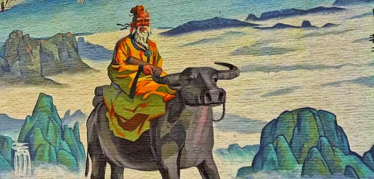 Citaten Lao Tse : Anamnesis taoísmo