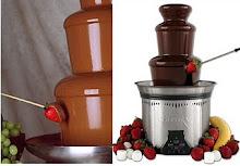 Coklat Fountain