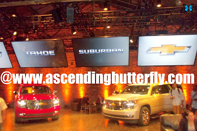 GM Chevrolet 2015 Tahoe and Suburban, SUV, Car, Automobile, Auto