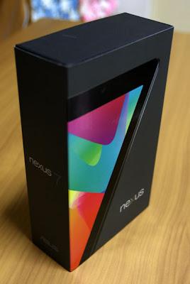 Nexus 7 到着と ICS ビルド JRO03S での root 取得