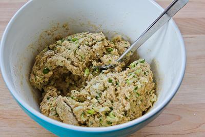 Kitchen®: Savory Whole Wheat Zucchini Muffins with Feta, and Parmesan ...