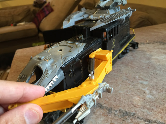 JetBike Weapon for Orks; Looted JetBike; Battlegaming One
