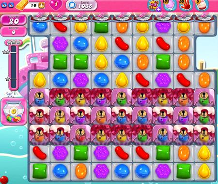 Candy Crush Saga 1035