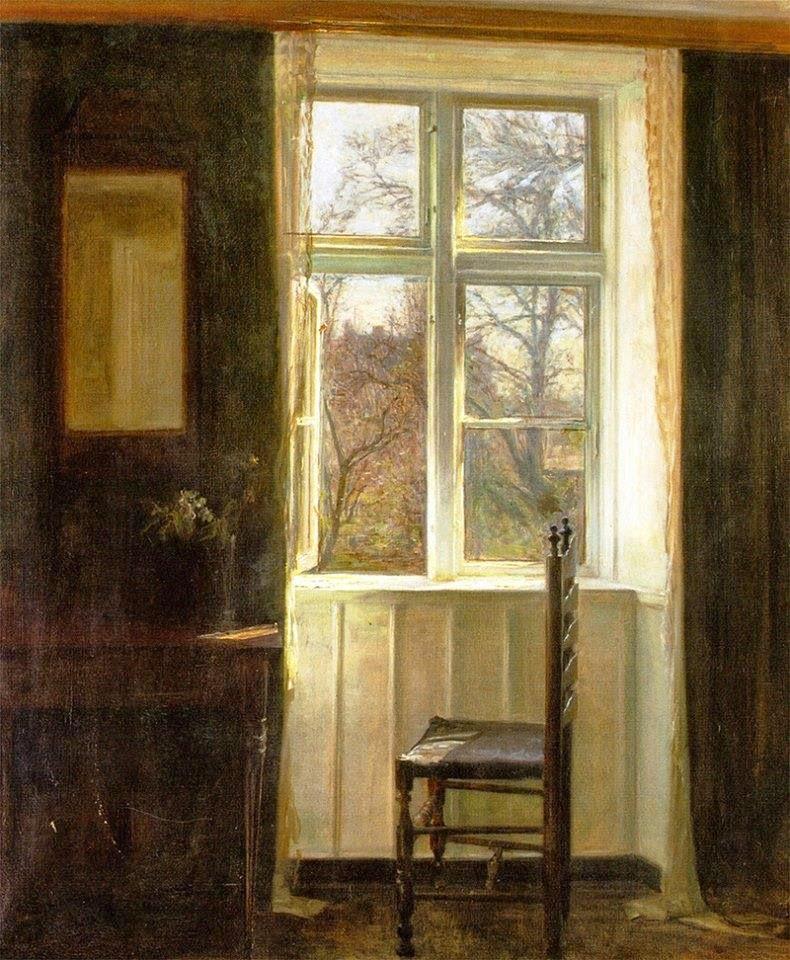 ventana abierta:
