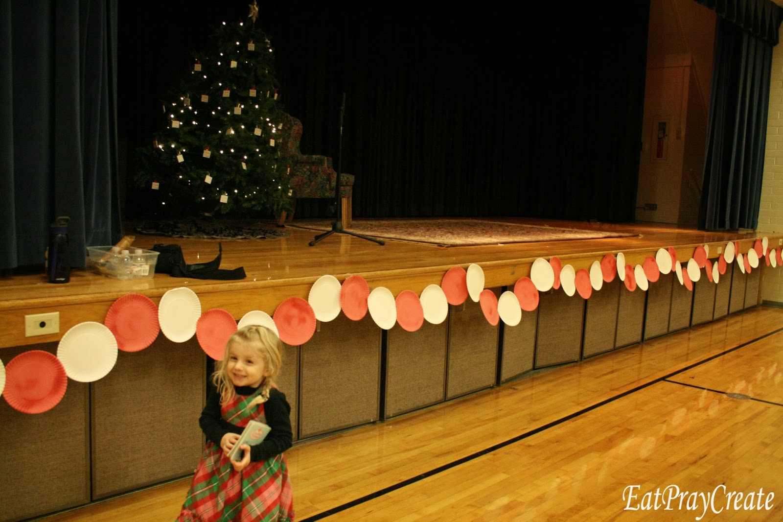 christmas party decorations - Christmas Stage Decorations