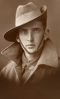 unknown aussie soldier, wwi