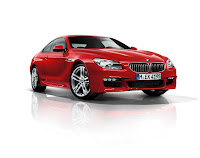 BMW 6 Series Coupe M Sport package - Exerior (F12)