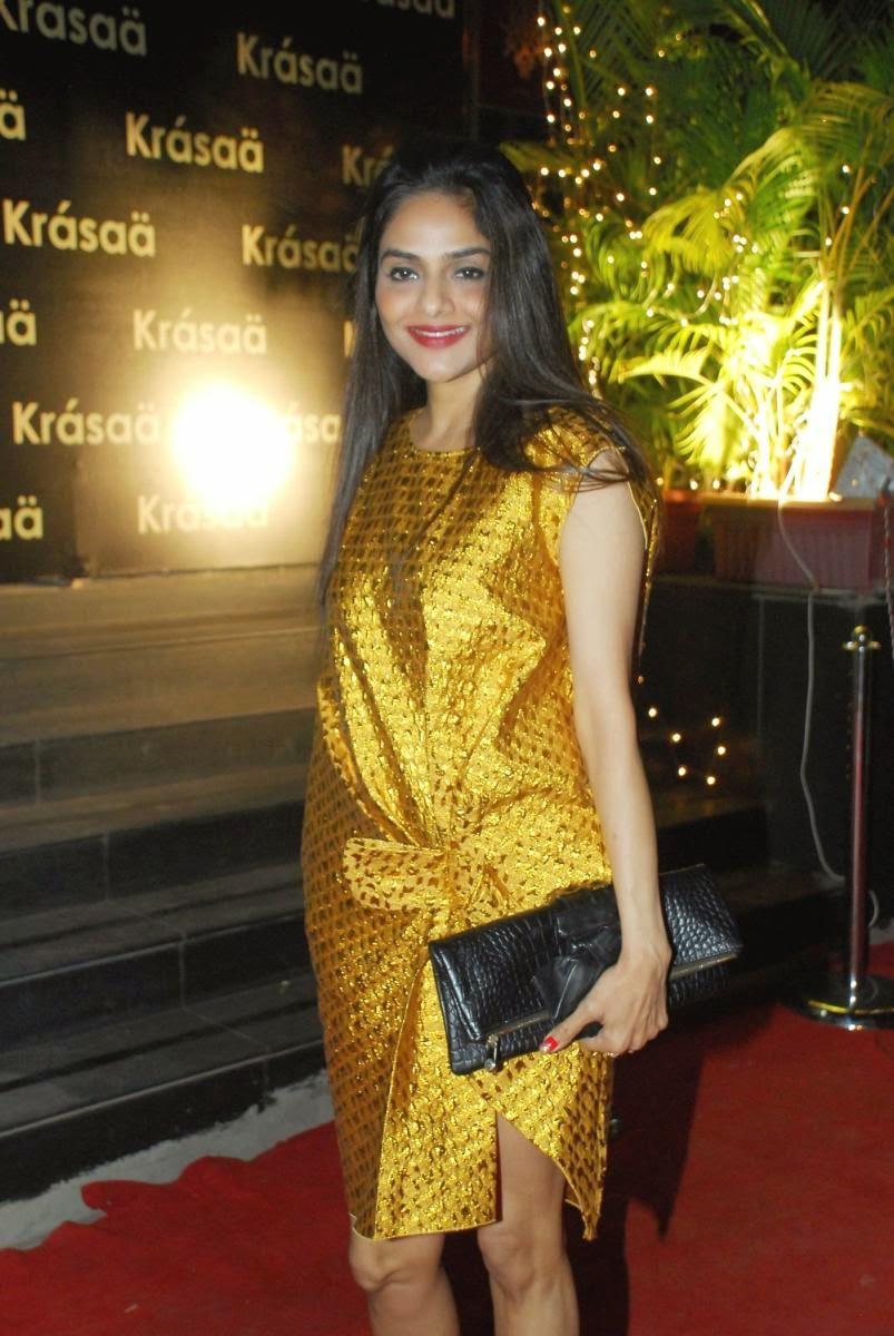 Bollywood Actresses at Krasaa Store Launch Photos