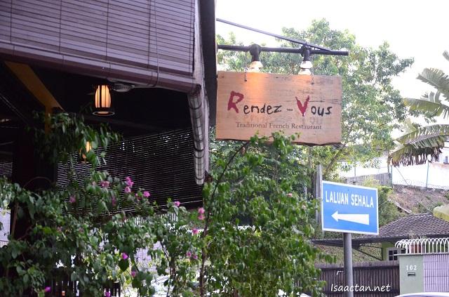Rendez-Vous French Restaurant @ Bangsar, Kuala Lumpur