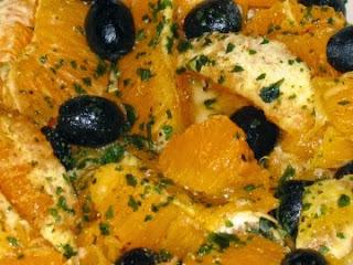 Recetas Faciles y Rapidas: Ensalada de Naranja