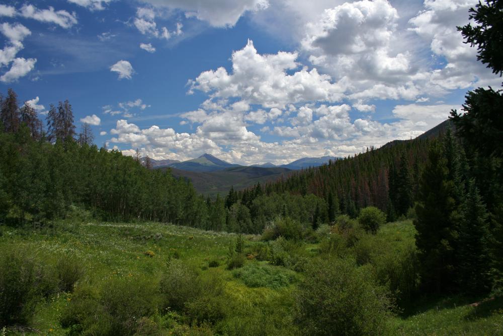 Colorado Lifestyle: Lilly Pad Lake via Meadow Creek