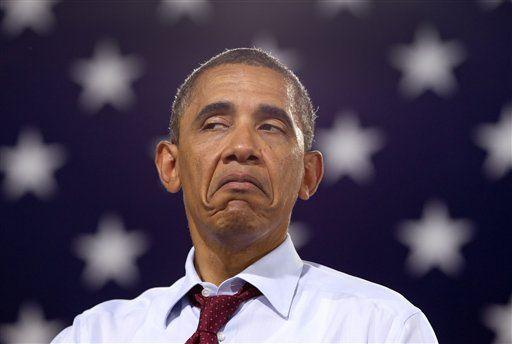 loser obama